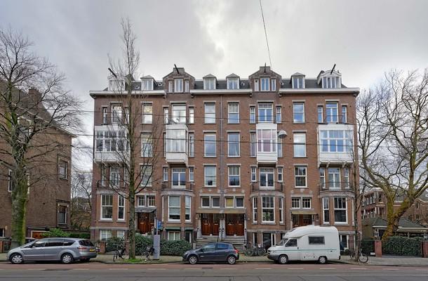 Lunshof makelaars Amstelveen en Amsterdam - Koninginneweg 134 V2   Amsterdam