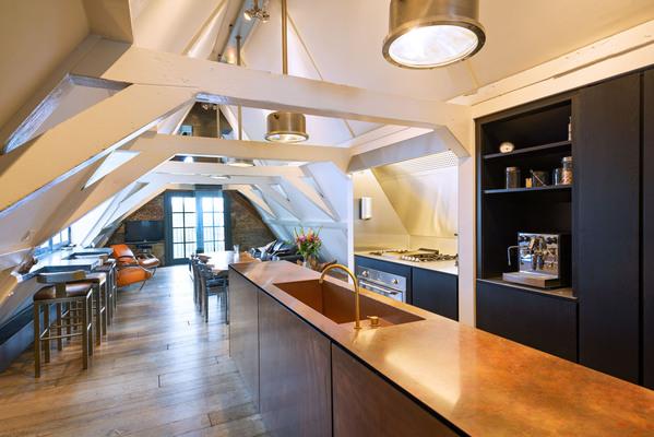 Lunshof makelaars Amstelveen en Amsterdam - Krom Boomsloot 59 L   Amsterdam