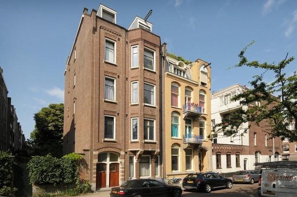 Lunshof makelaars Amstelveen en Amsterdam - Banstraat  28 II   Amsterdam