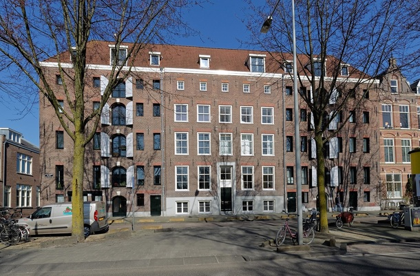 Lunshof makelaars Amstelveen en Amsterdam - Wittenburgergracht 39   Amsterdam