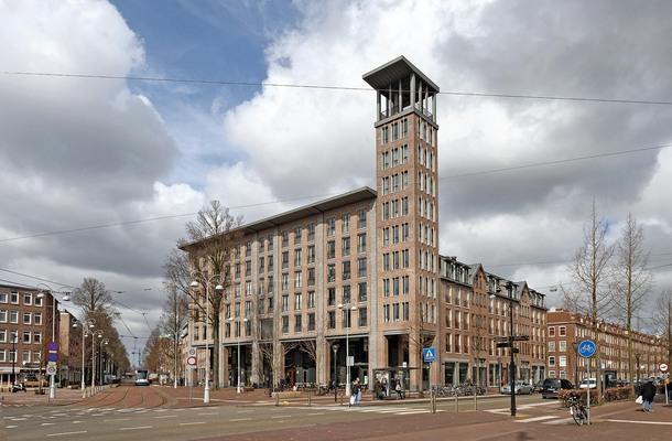 Lunshof makelaars Amstelveen en Amsterdam - Javaplein  6 a   Amsterdam