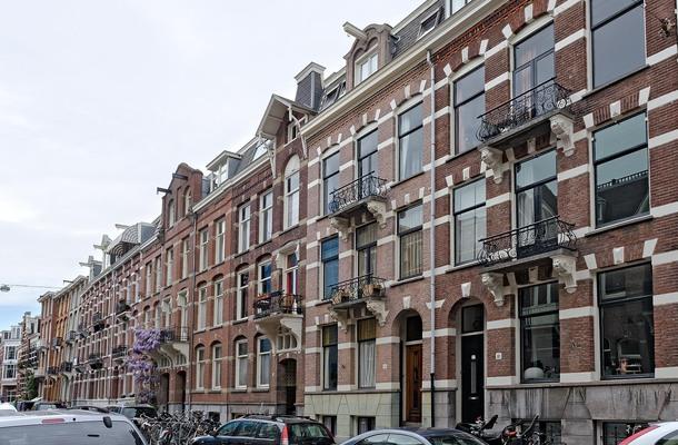 Lunshof makelaars Amstelveen en Amsterdam - Van Eeghenstraat  12   Amsterdam