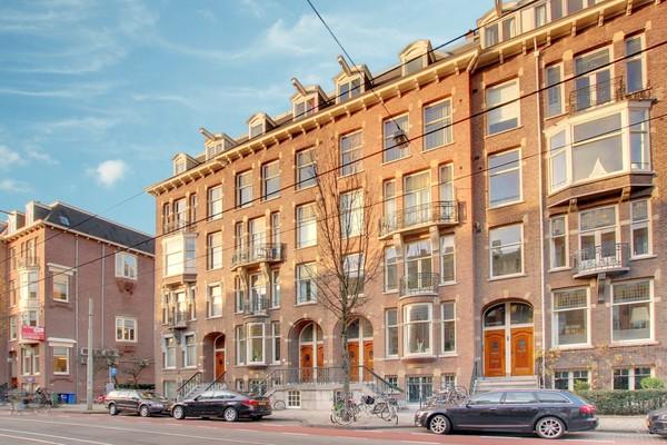 Lunshof makelaars Amstelveen en Amsterdam - Koninginneweg  156 II   Amsterdam