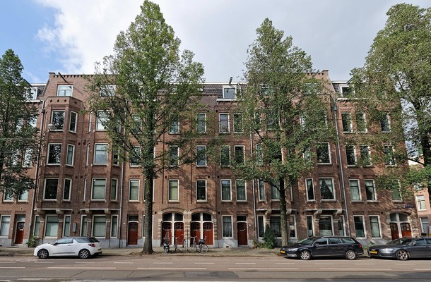 Lunshof makelaars Amstelveen en Amsterdam - De Lairessestraat  66 II   Amsterdam