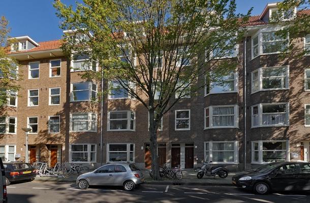 Lunshof makelaars Amstelveen en Amsterdam - Van Walbeeckstraat  8 I   Amsterdam
