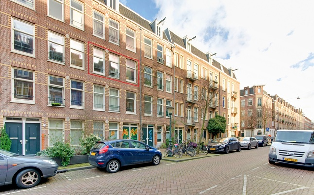Lunshof makelaars Amstelveen en Amsterdam - Van Boetzelaerstraat 68 II   Amsterdam
