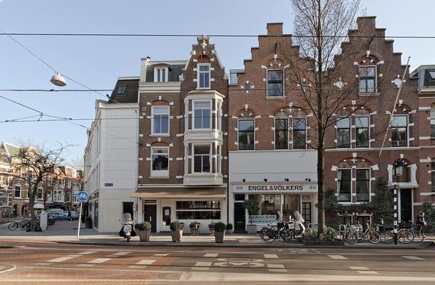 Lunshof makelaars Amstelveen en Amsterdam - Willemsparkweg  87 II   Amsterdam