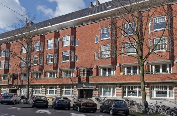 Lunshof makelaars Amstelveen en Amsterdam - Parnassusweg 30 III   Amsterdam