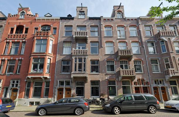 Lunshof makelaars Amstelveen en Amsterdam - Valeriusstraat  139  II   Amsterdam