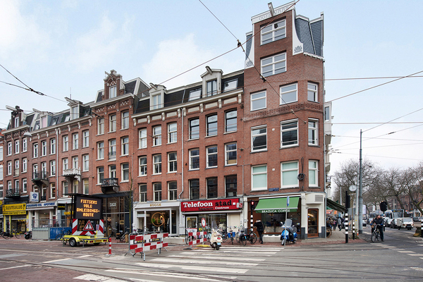 Lunshof makelaars Amstelveen en Amsterdam - Ferdinand Bolstraat 111 I   Amsterdam