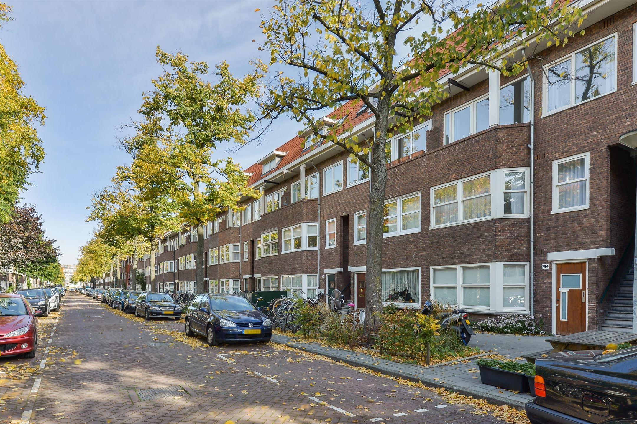Lunshof makelaars Amstelveen en Amsterdam - Orteliusstraat 296 II Amsterdam