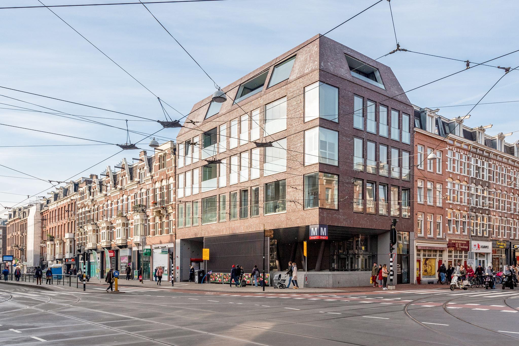 Lunshof makelaars Amstelveen en Amsterdam - Ferdinand Bolstraat 136 D Amsterdam