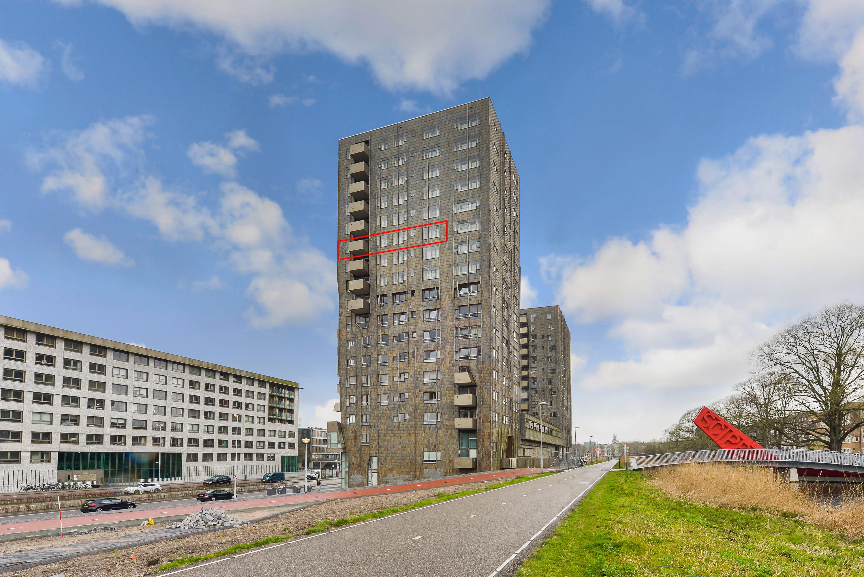 Lunshof makelaars Amstelveen en Amsterdam - Carolina MacGillavrylaan 141  Amsterdam