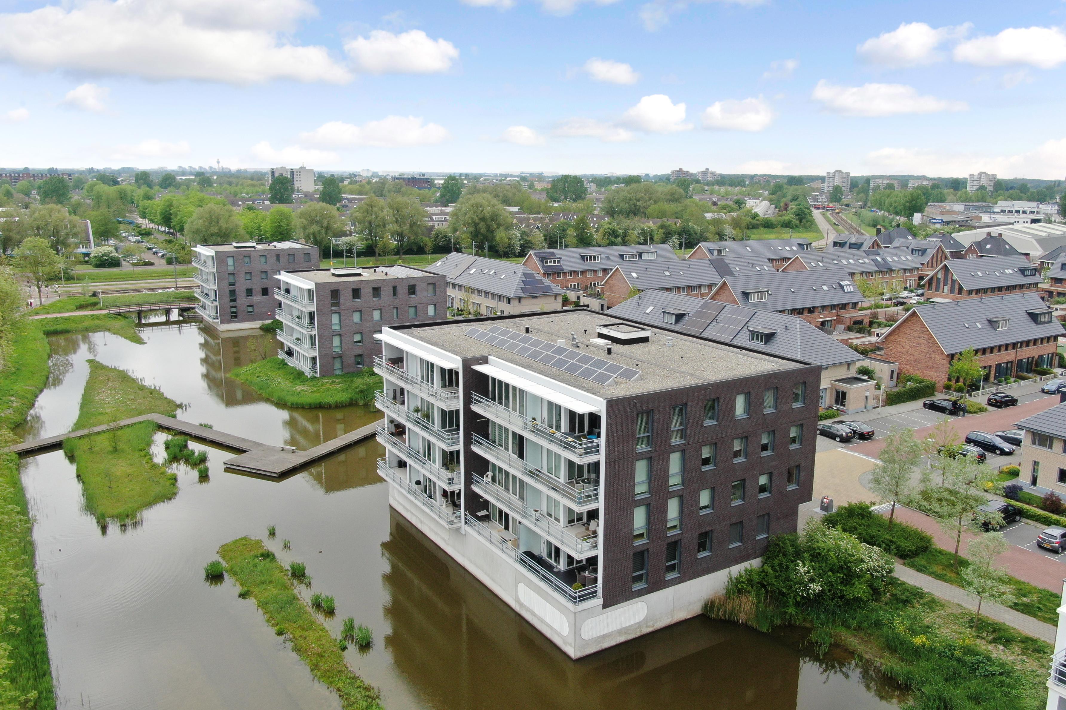 Lunshof makelaars Amstelveen en Amsterdam - Zilverschoonlaan 61  Amstelveen