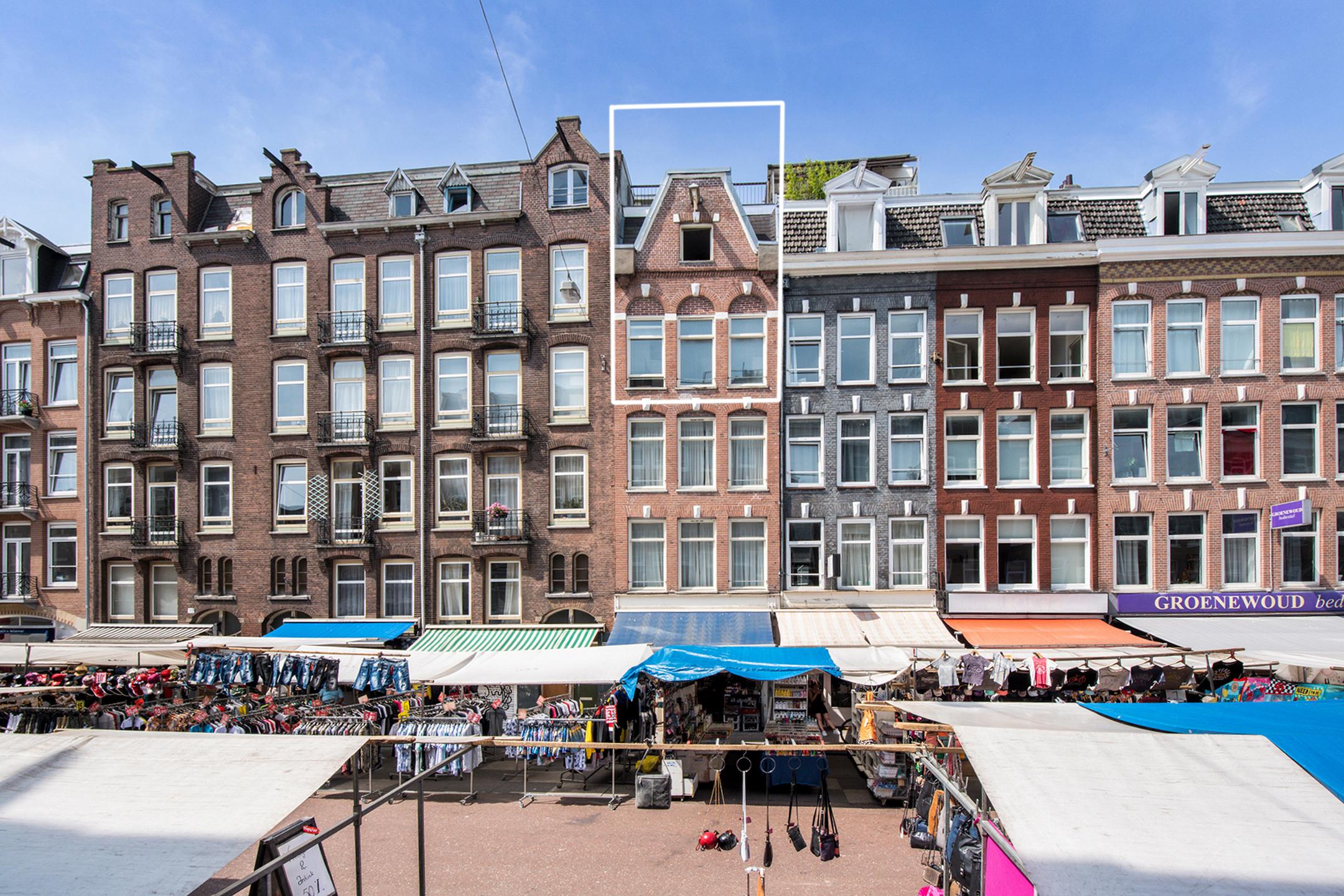 Lunshof makelaars Amstelveen en Amsterdam - Albert Cuypstraat 205 III Amsterdam