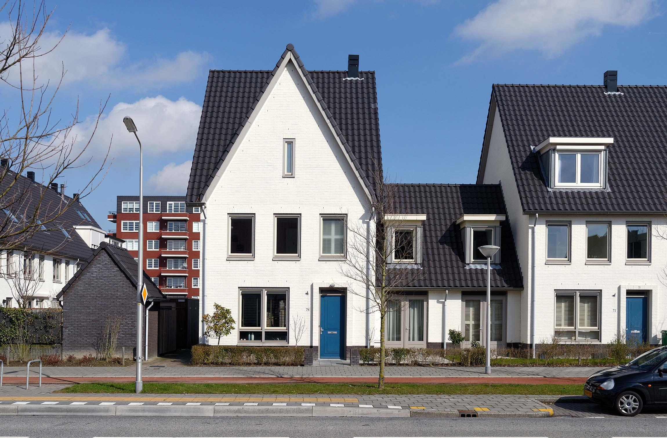 Lunshof makelaars Amstelveen en Amsterdam - Jane Addamslaan 74  Amstelveen