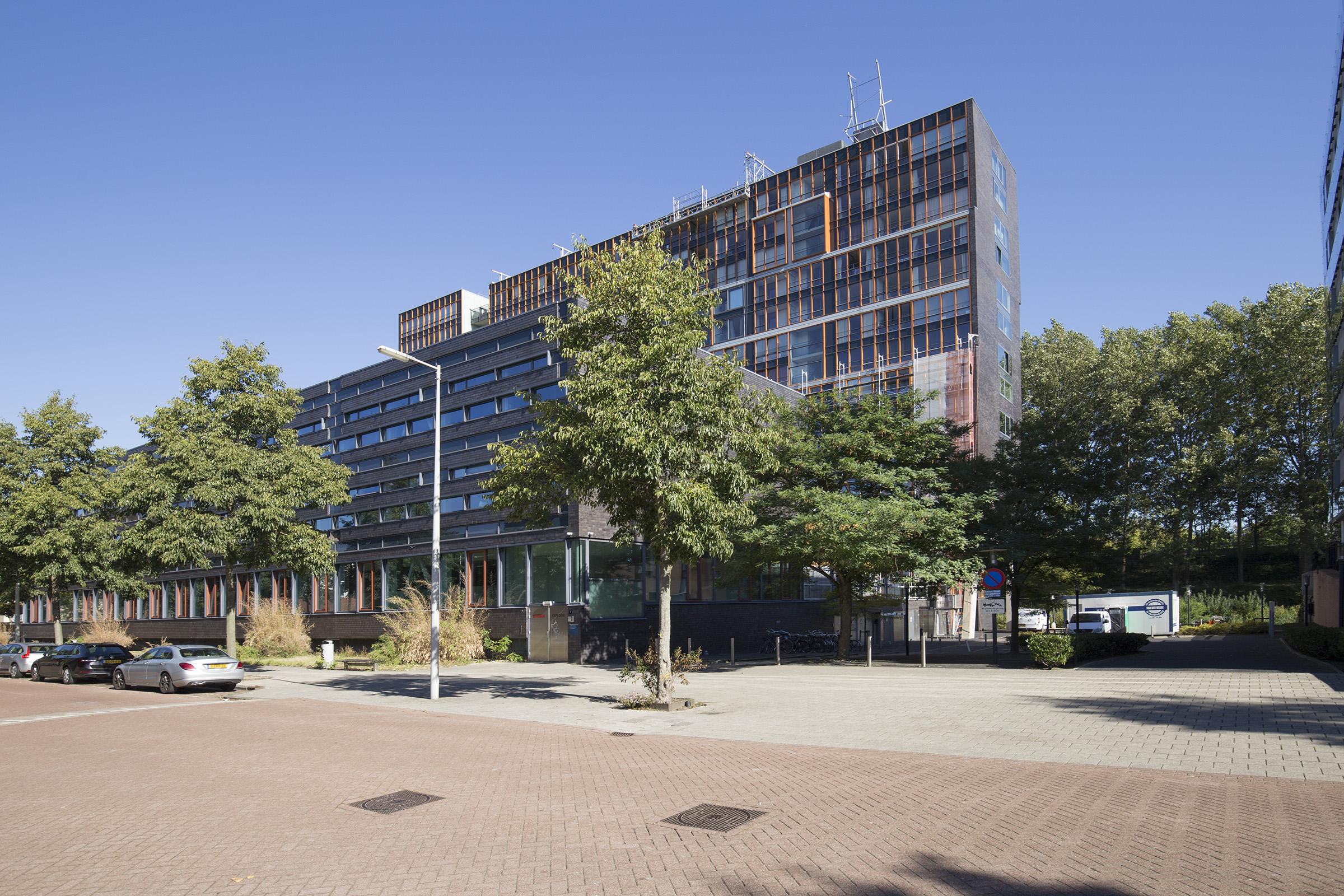 Lunshof makelaars Amstelveen en Amsterdam - Jacques Veltmanstraat 35  Amsterdam