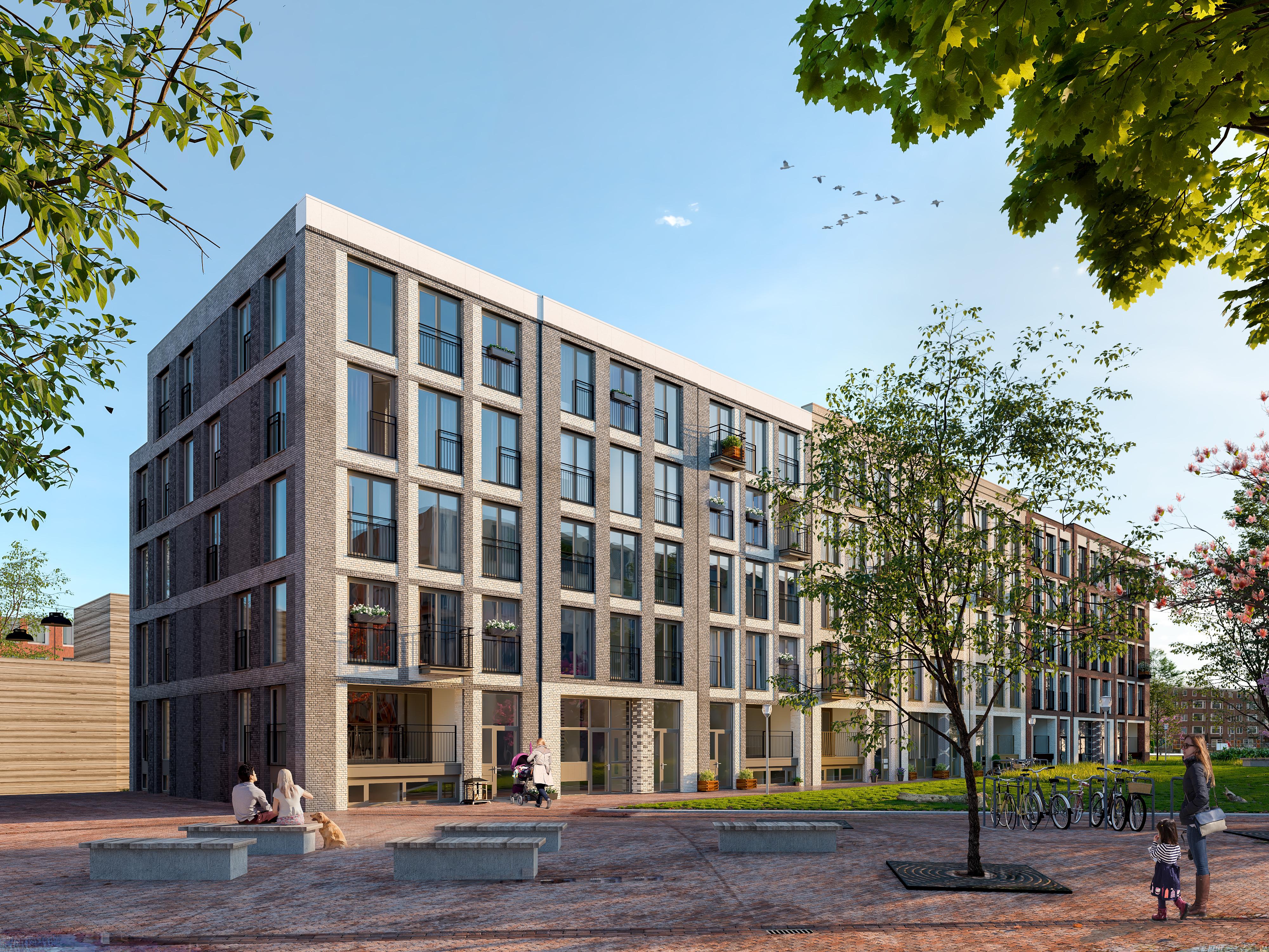 Lunshof makelaars Amstelveen en Amsterdam - Memeleiland 7  Amsterdam