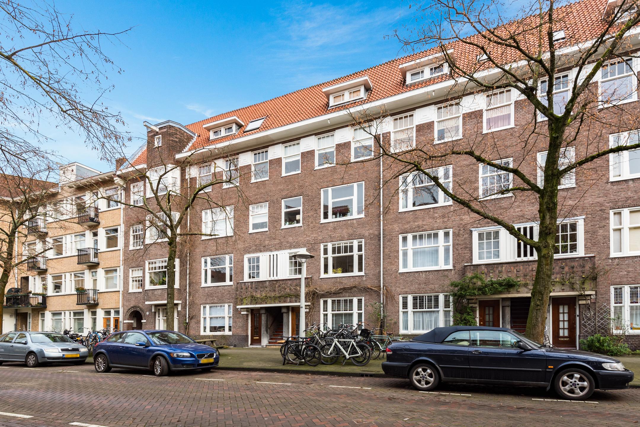 Lunshof makelaars Amstelveen en Amsterdam - Sassenheimstraat 36 I Amsterdam