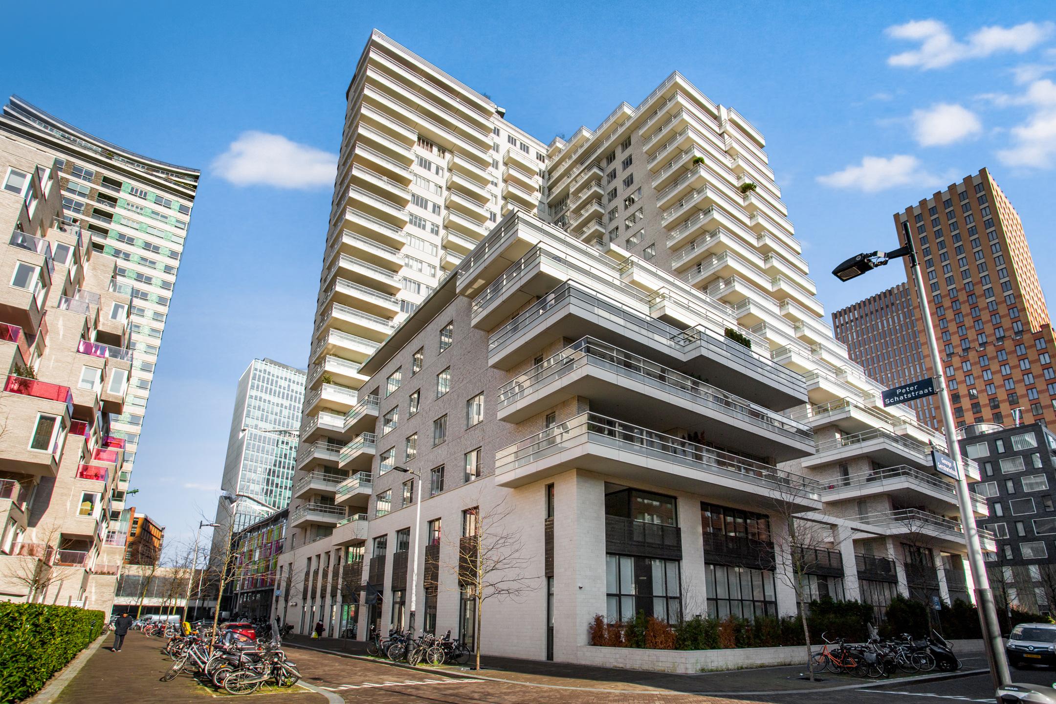 Lunshof makelaars Amstelveen en Amsterdam - Peter Schatstraat 93  Amsterdam