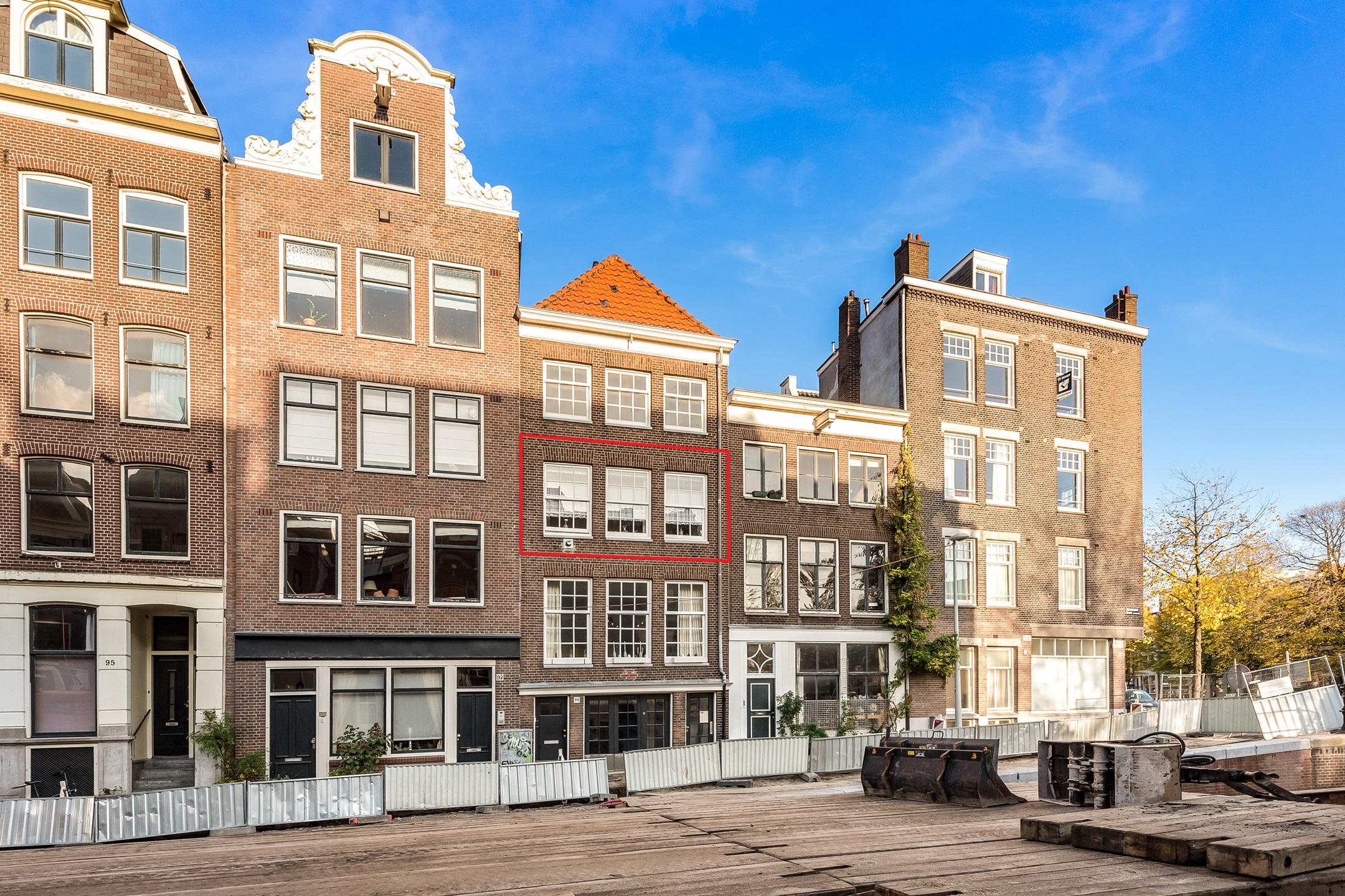 Lunshof makelaars Amstelveen en Amsterdam - Recht Boomssloot 99 I Amsterdam