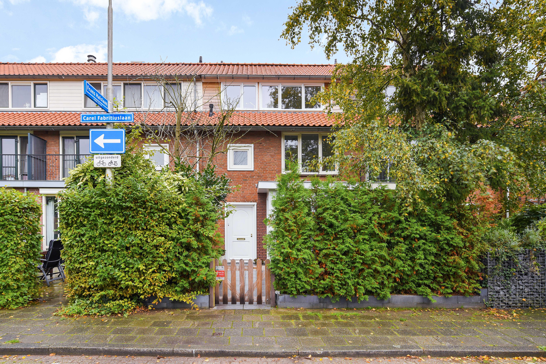 Lunshof makelaars Amstelveen en Amsterdam - Carel Fabritiuslaan 26  Amstelveen