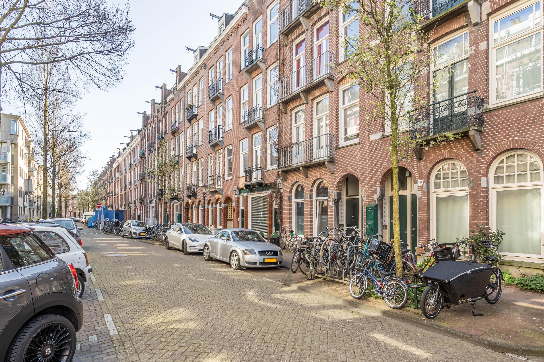 Lunshof makelaars Amstelveen en Amsterdam - Vrolikstraat 242 Huis Amsterdam