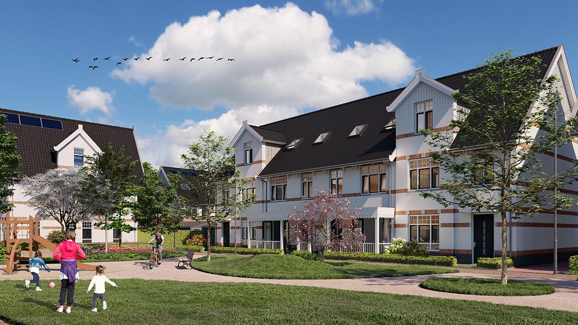 Lunshof makelaars Amstelveen en Amsterdam - Fort Blauwkapelhof 13  Weesp