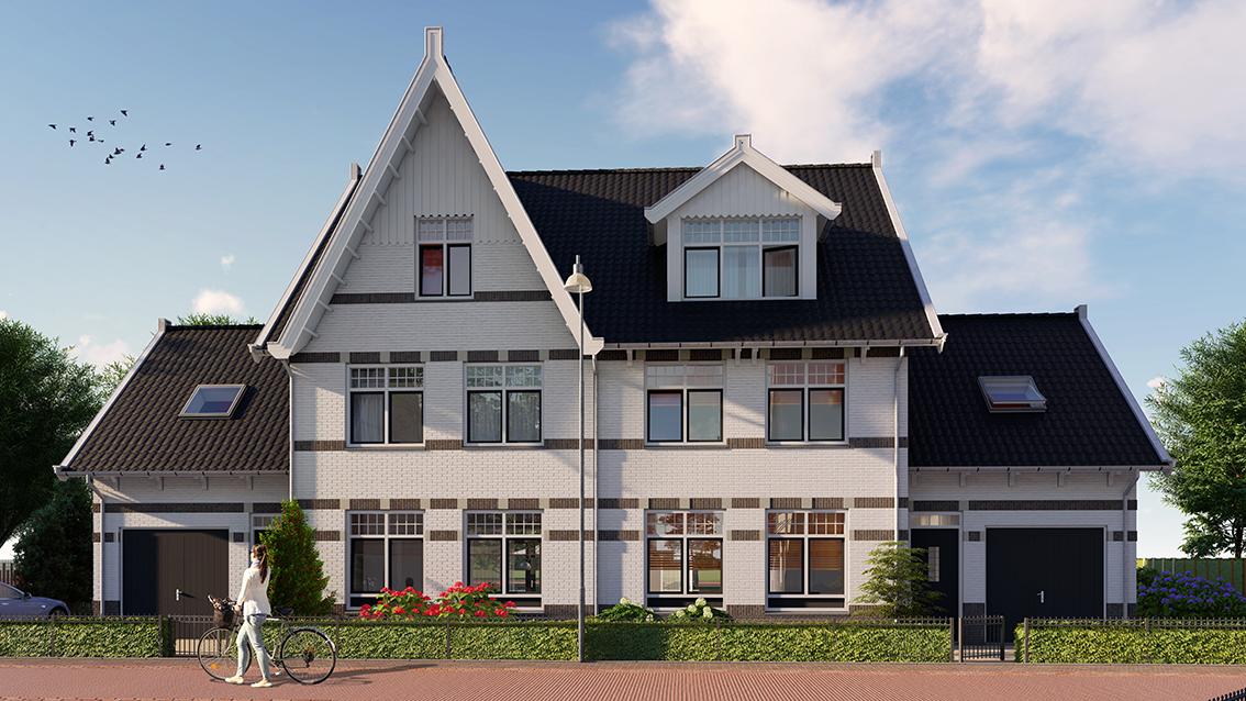 Lunshof makelaars Amstelveen en Amsterdam - Fort Blauwkapelstraat 11  Weesp