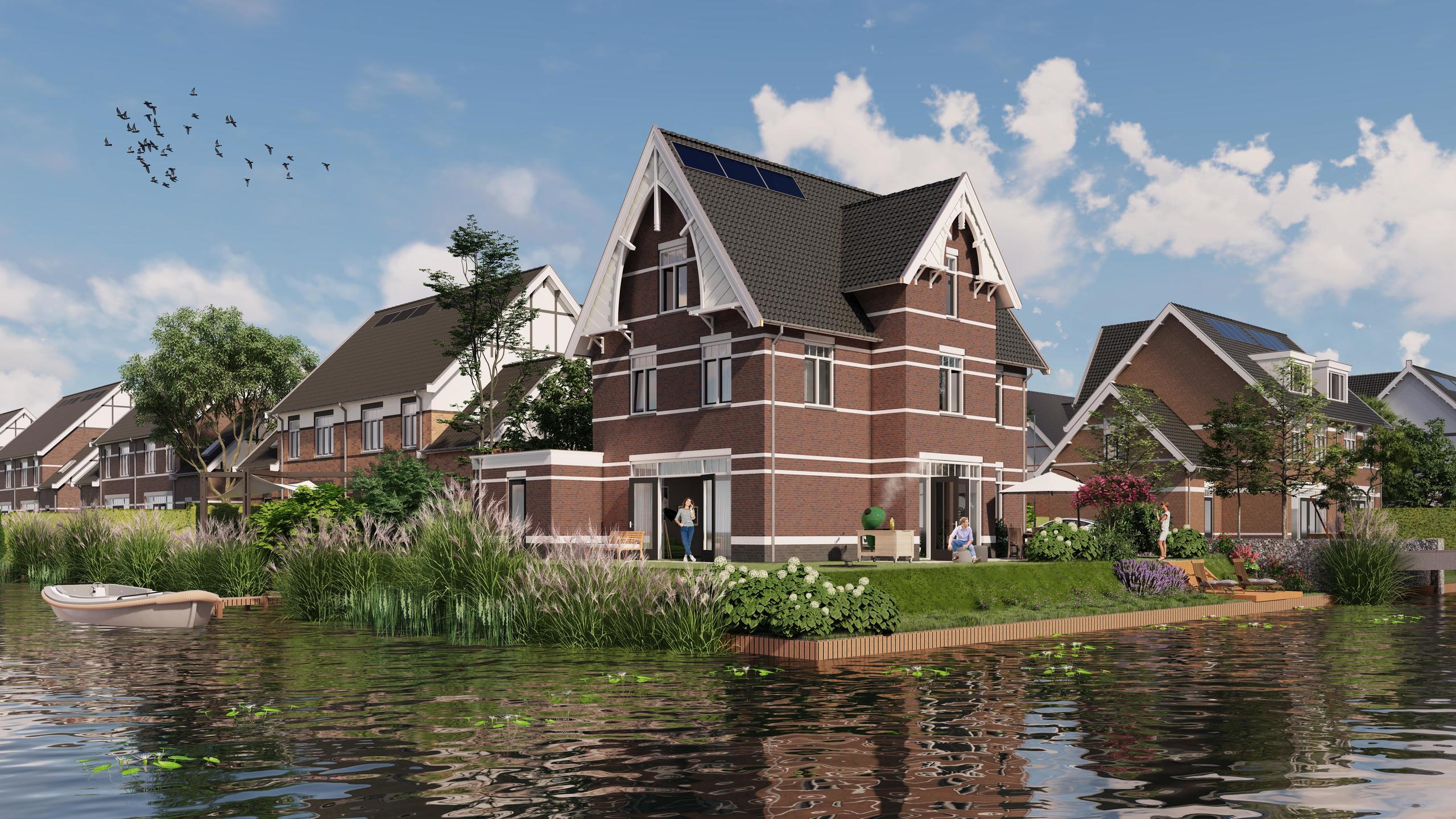 Lunshof makelaars Amstelveen en Amsterdam - Fort Blauwkapelstraat 19  Weesp