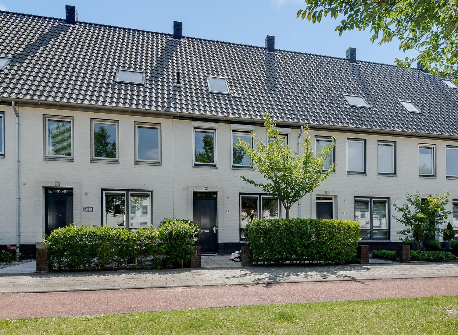 Lunshof makelaars Amstelveen en Amsterdam - Jane Addamslaan 87  Amstelveen