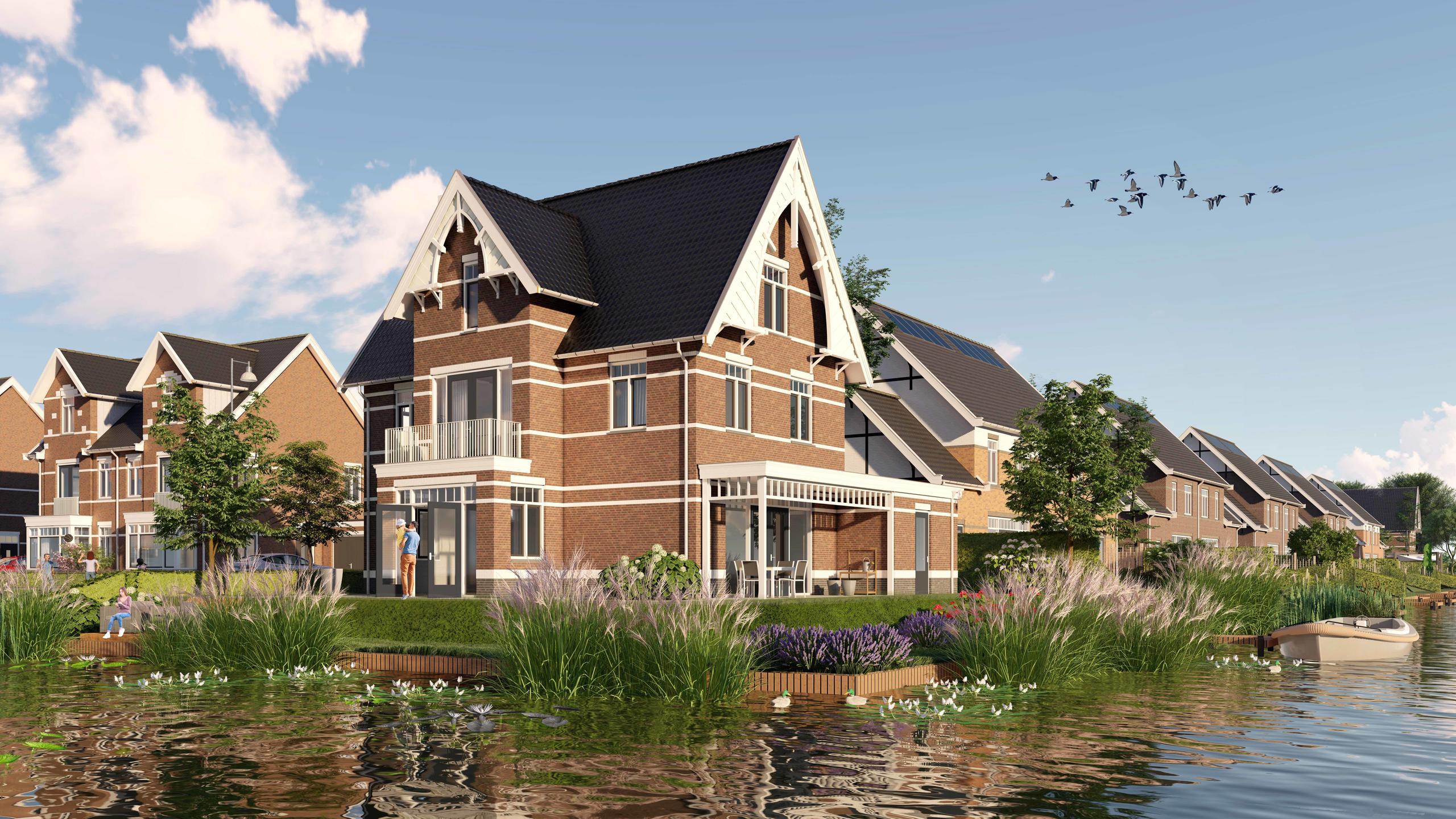 Lunshof makelaars Amstelveen en Amsterdam - Fort Blauwkapelstraat 41  Weesp