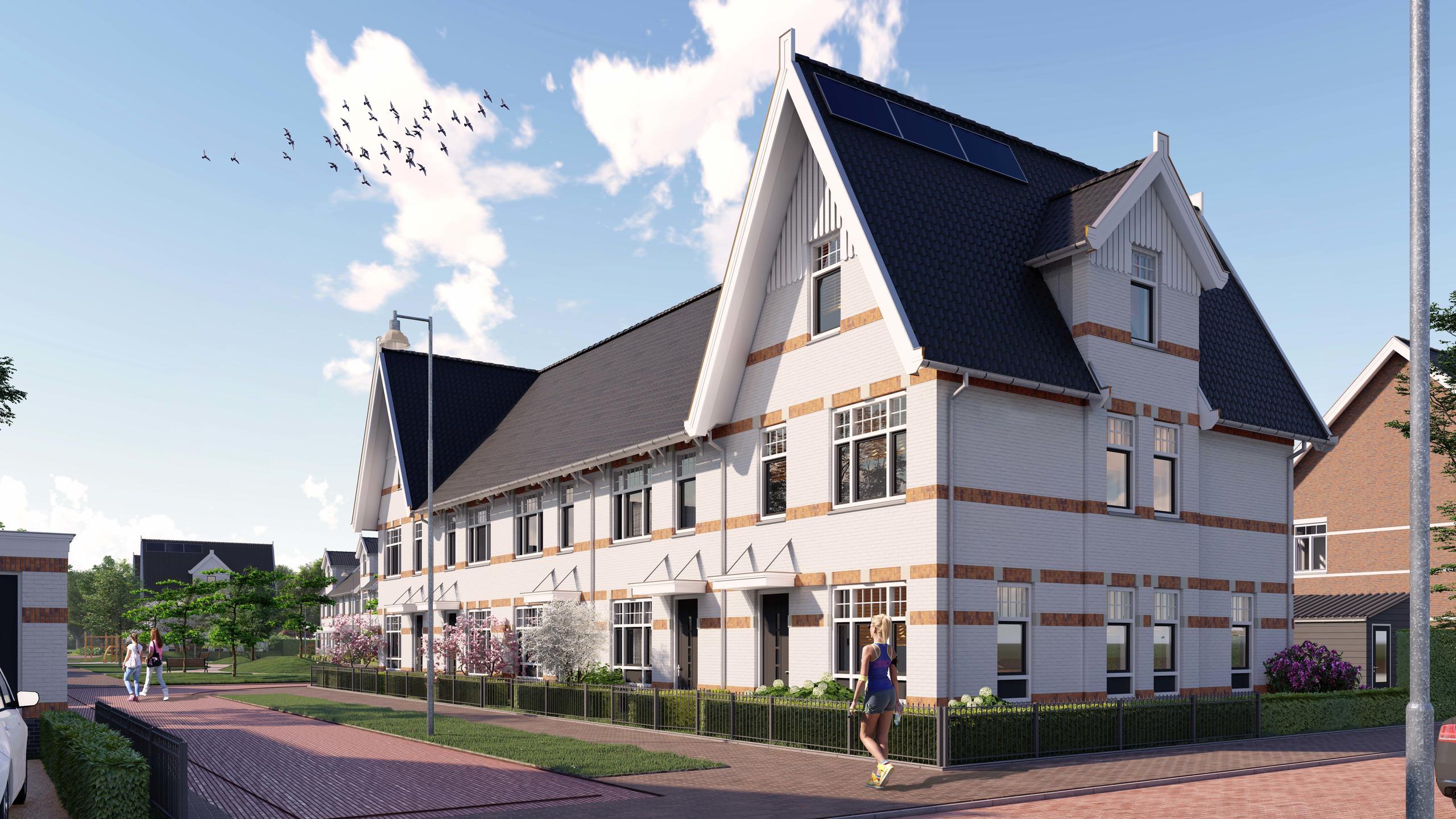Lunshof makelaars Amstelveen en Amsterdam - Fort Blauwkapelhof 35  Weesp