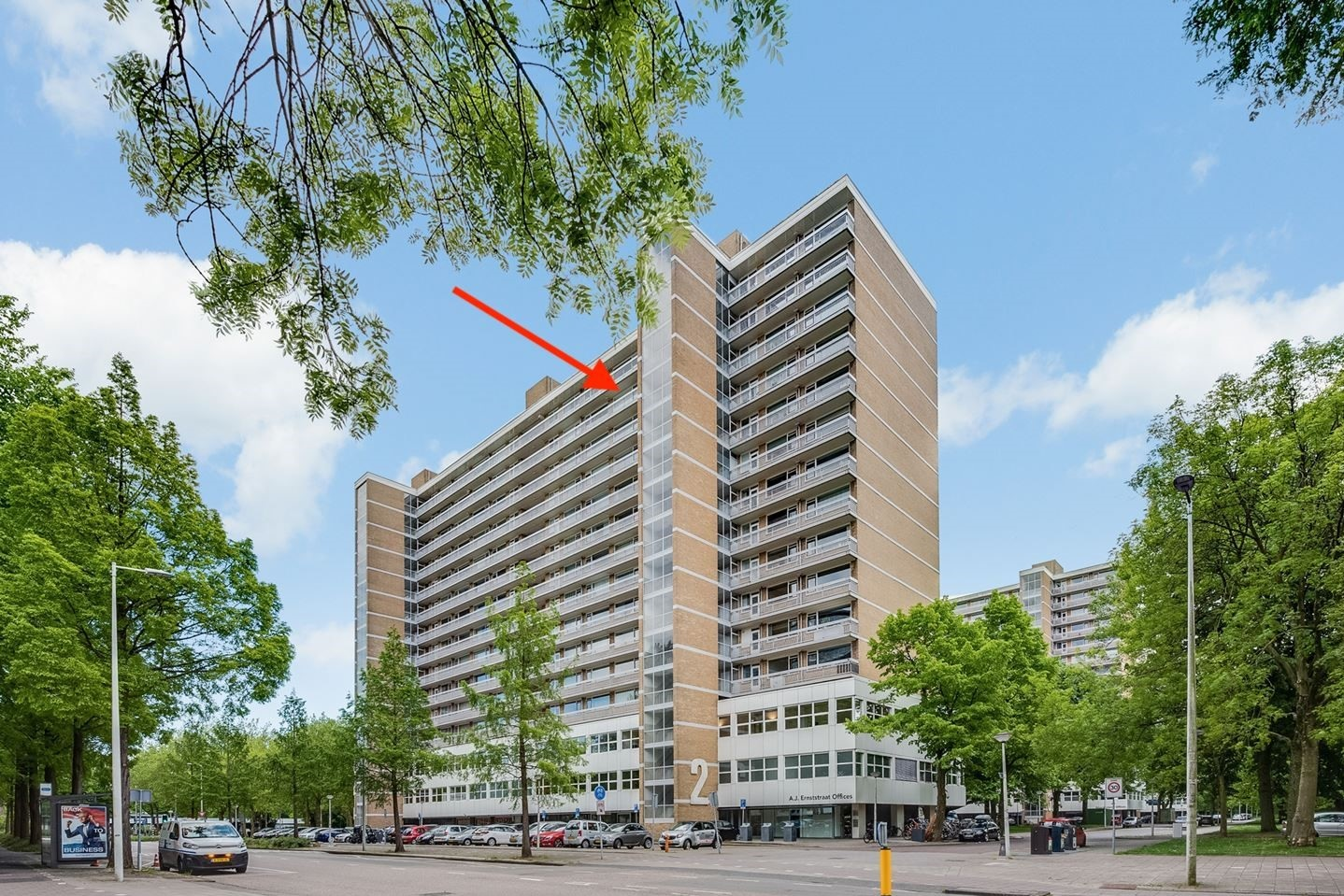 Lunshof makelaars Amstelveen en Amsterdam - Arent Janszoon Ernststraat 151  Amsterdam