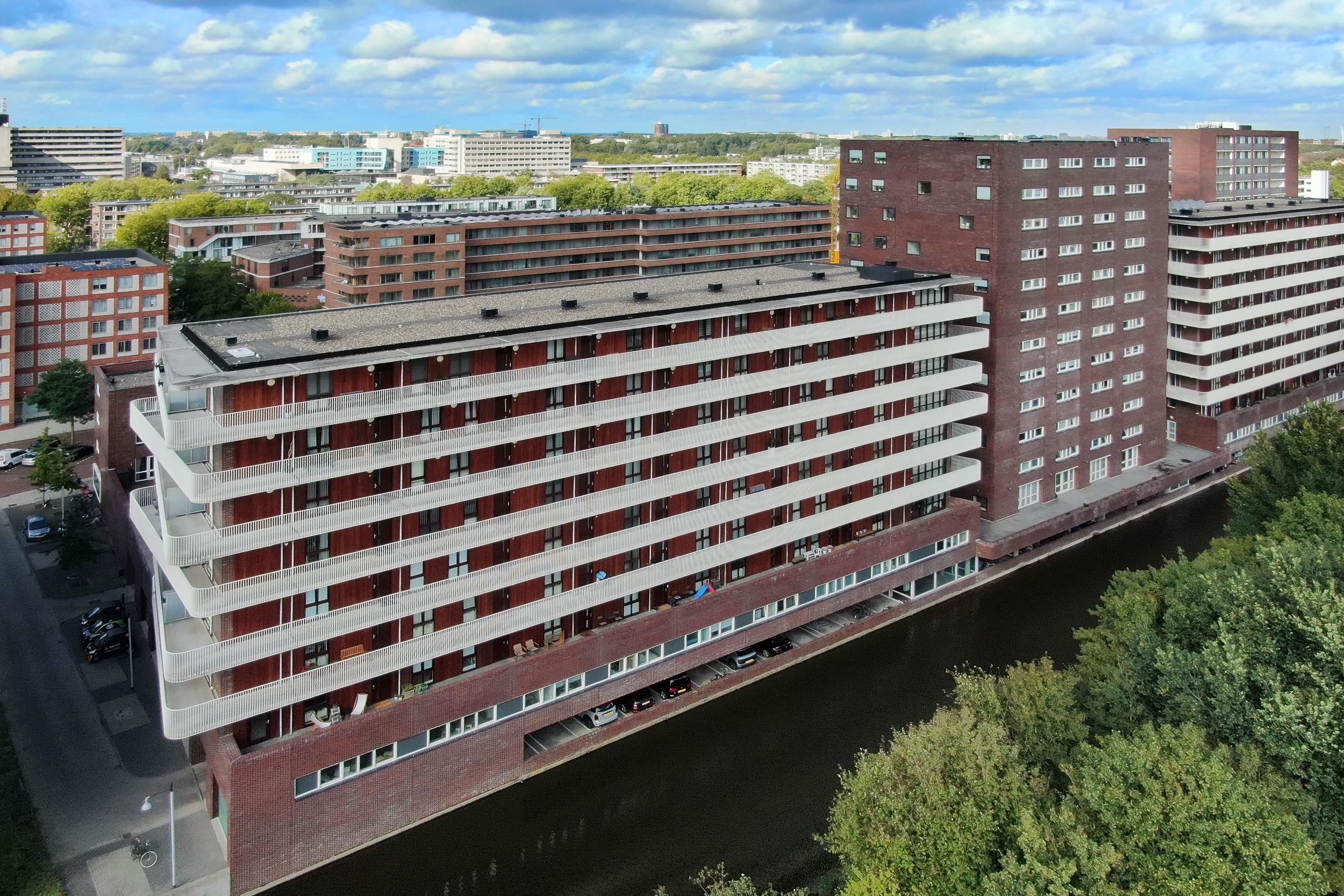 Lunshof makelaars Amstelveen en Amsterdam - Ottho Heldringstraat 35 W Amsterdam