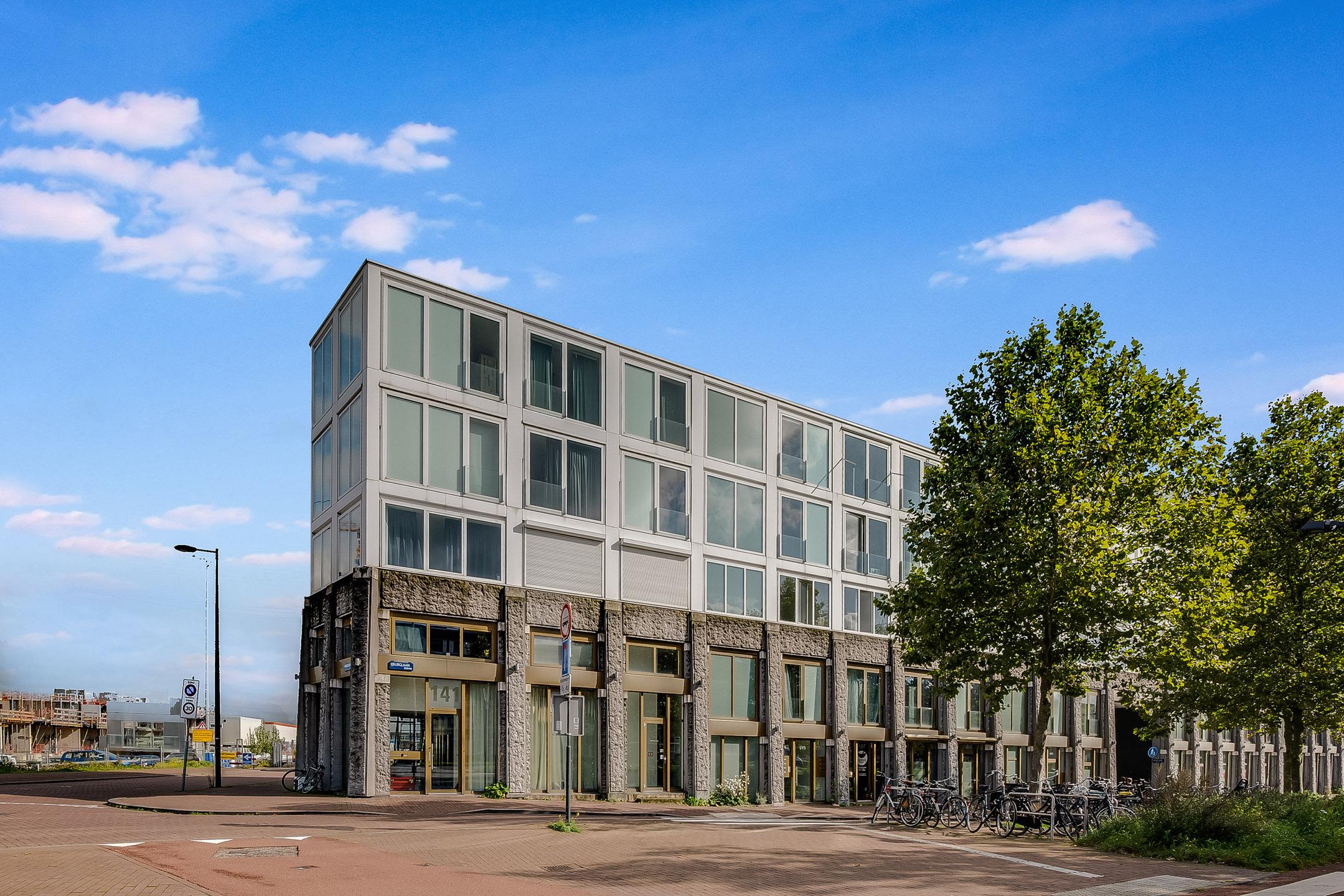 Lunshof makelaars Amstelveen en Amsterdam - IJburglaan 147  Amsterdam