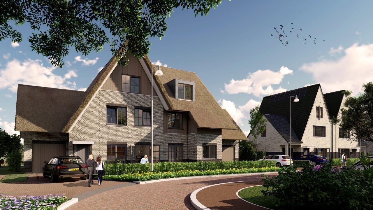 Lunshof makelaars Amstelveen en Amsterdam - Nijenrodelaan 29  Weesp