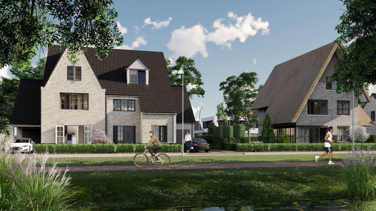Lunshof makelaars Amstelveen en Amsterdam - Nijenrodelaan 34  Weesp
