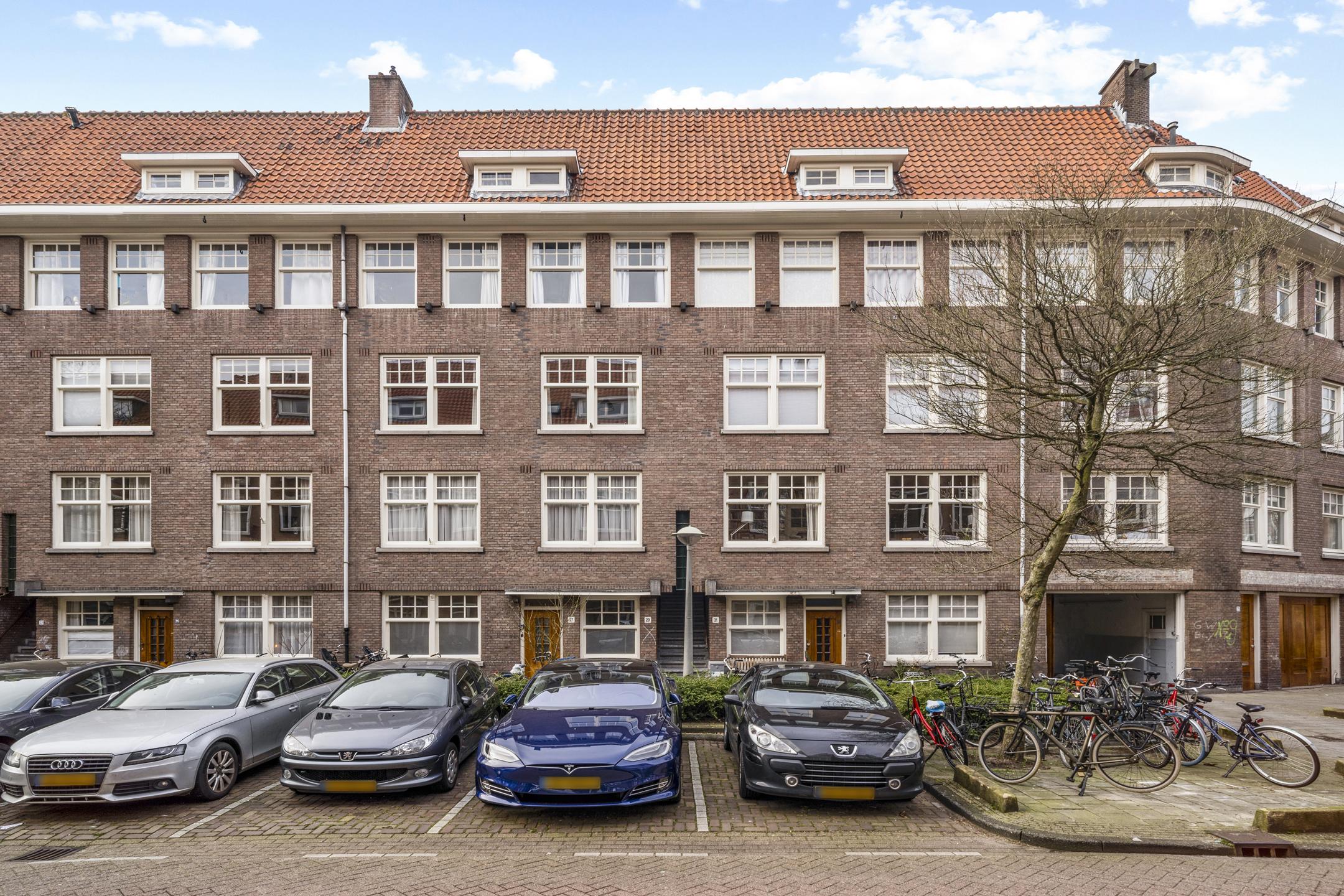 Lunshof makelaars Amstelveen en Amsterdam - Bonairestraat 29 II Amsterdam