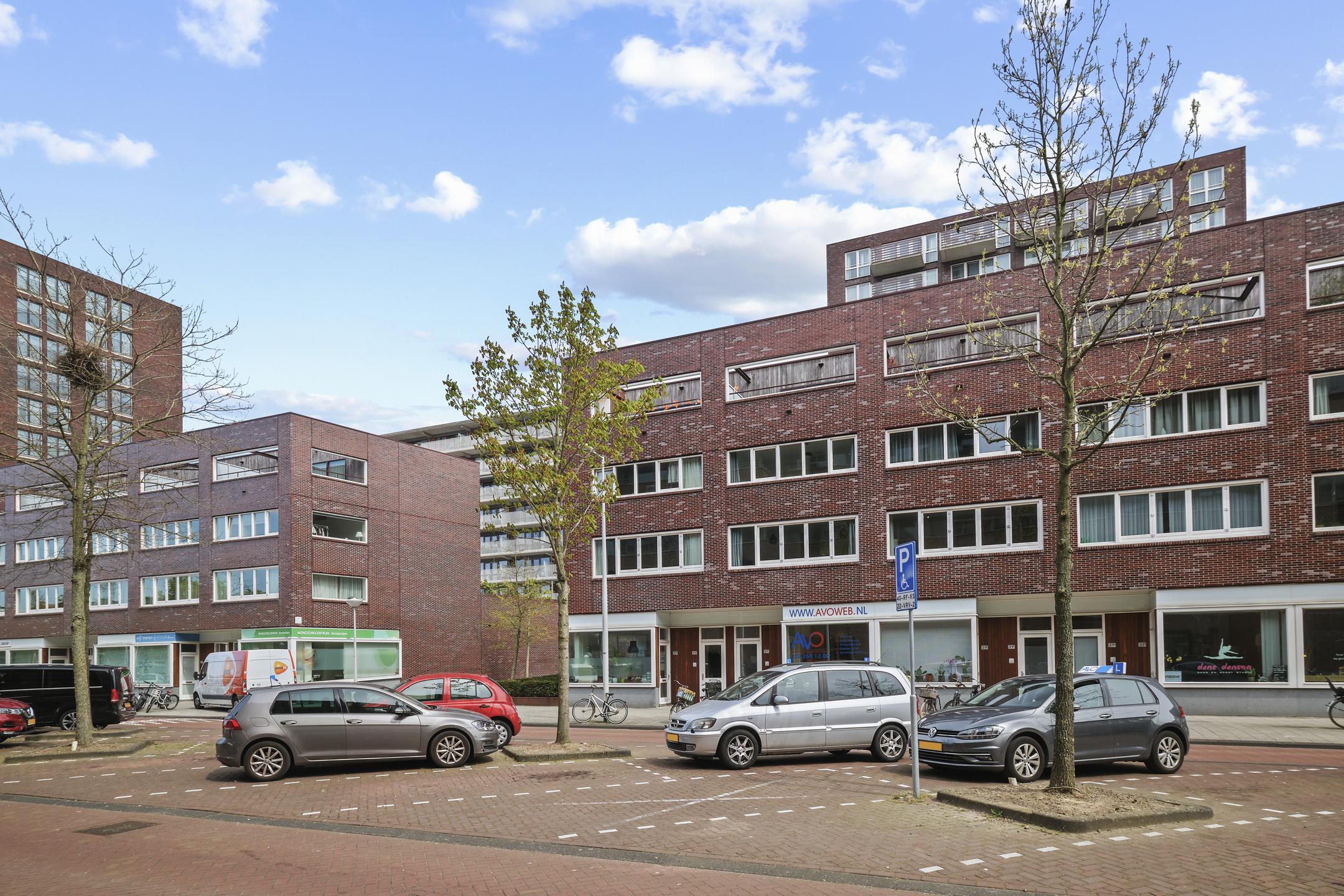Lunshof makelaars Amstelveen en Amsterdam - Ottho Heldringstraat 31 C Amsterdam
