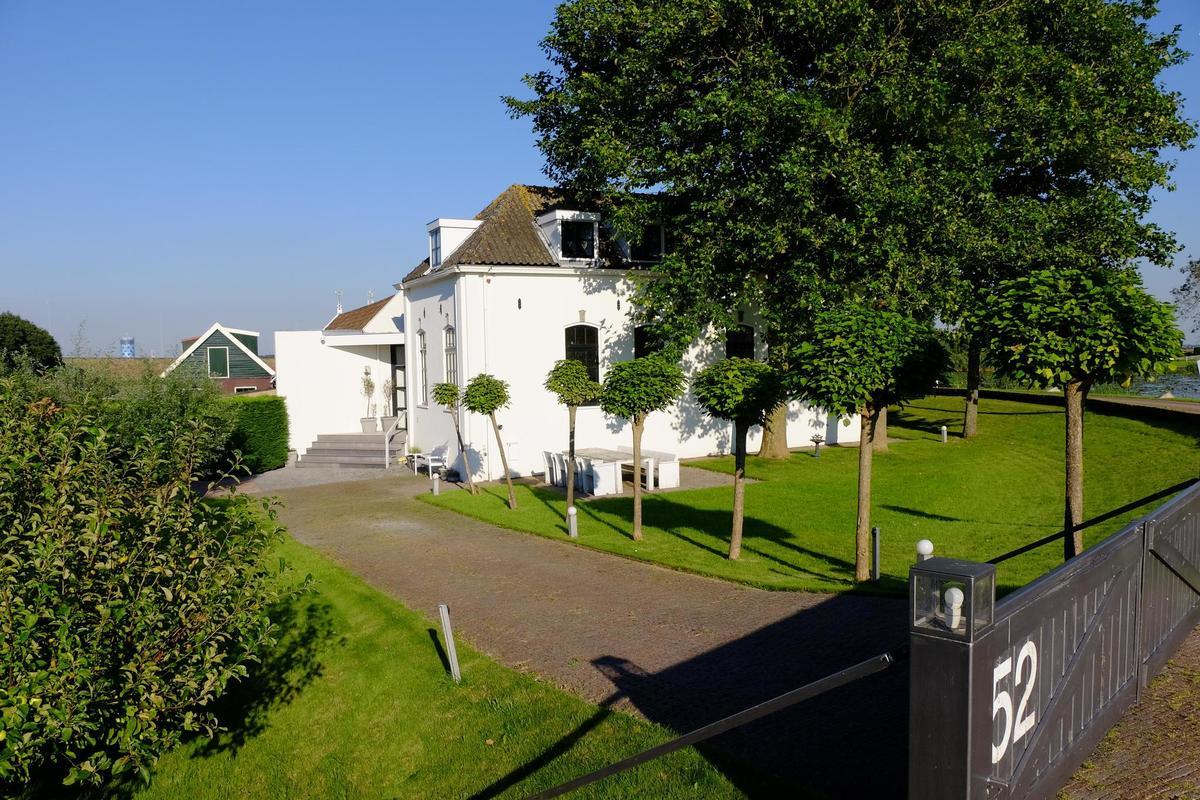 Lunshof makelaars Amstelveen en Amsterdam - Holendrechterweg 52  OUDERKERK AAN DE AMSTEL