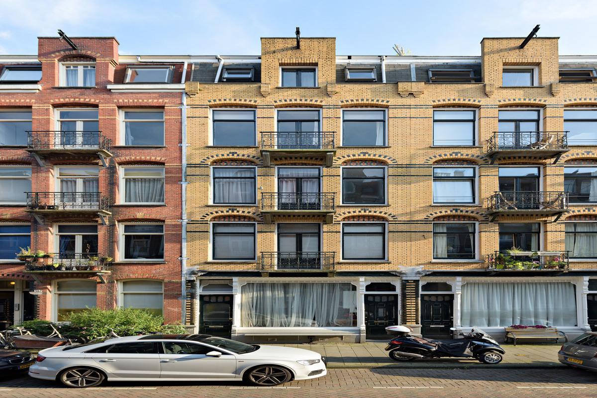 Lunshof makelaars Amstelveen en Amsterdam - Rustenburgerstraat 369 III AMSTERDAM