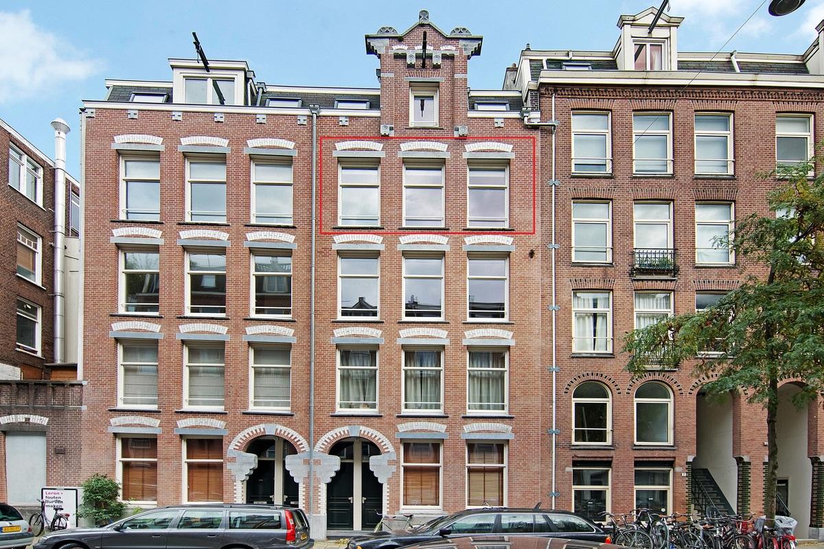 Lunshof makelaars Amstelveen en Amsterdam - Van Ostadestraat 5 III AMSTERDAM