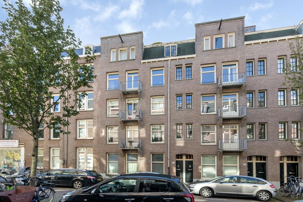 Lunshof makelaars Amstelveen en Amsterdam - Elisabeth Wolffstraat 14 III AMSTERDAM