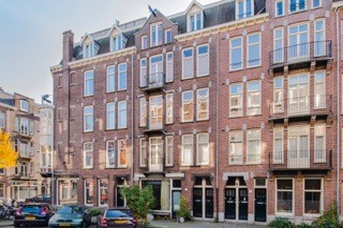 Lunshof makelaars Amstelveen en Amsterdam - Eerste Helmersstraat 311 2 AMSTERDAM