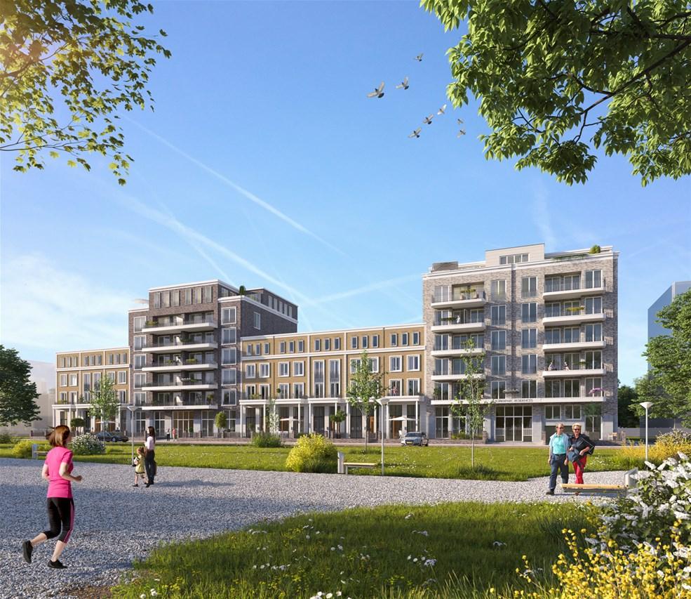 Lunshof makelaars Amstelveen en Amsterdam - Bella Vistastraat 0 ong AMSTERDAM